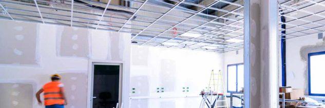 Flash Building & Maintenance provide office fitting, shop fitting and building fitting services.
